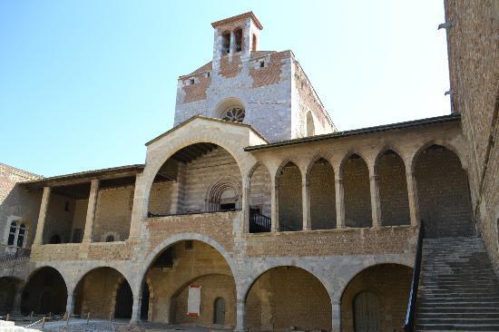 Palais des rois de Majorque : The inner castle