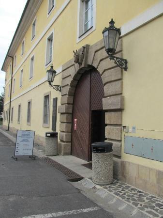 Magdeburska Kasarna (Magdeburg Barracks)