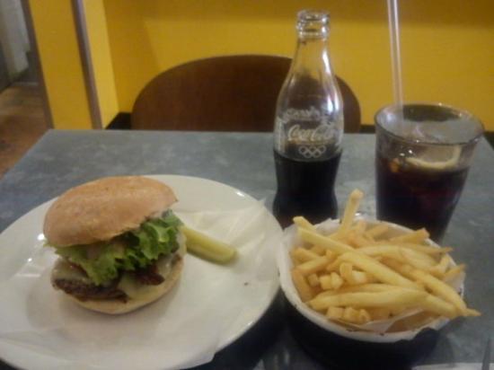 Byron Old Brompton Road: Byron-burgeren - den kan helt klart anbefales