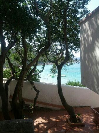 vista dal salone - Picture of La Terrazza di Lilly, Santa Teresa ...