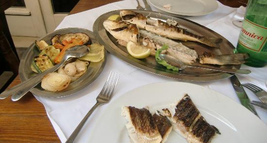 Macondo: Fresh fish simply prepared; hard to beat!