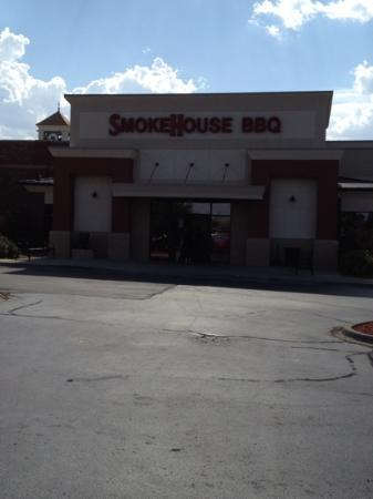 Smokehouse BBQ: in zona rosa mall