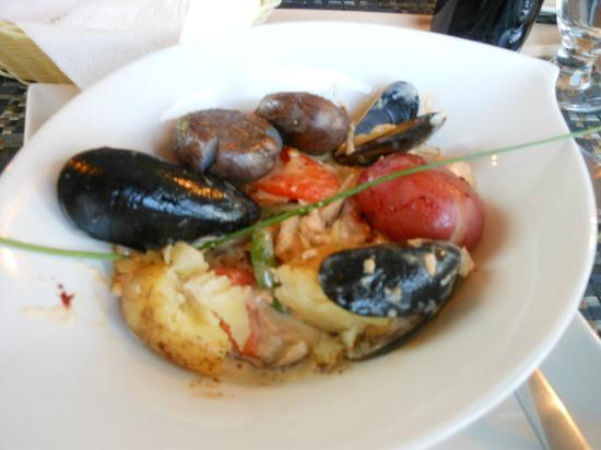 Anchor Inn Hotel: The most delicious Hodgepodge