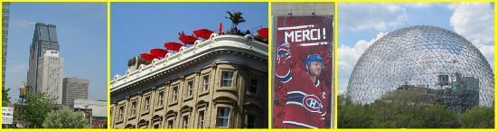 Repos & Manna B & B: Montreal Scenes!