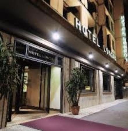 Hotel Londra: muy bueno
