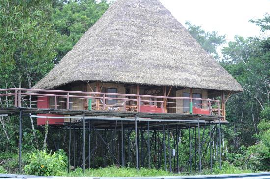 Napo Wildlife Center Ecolodge: Exterior