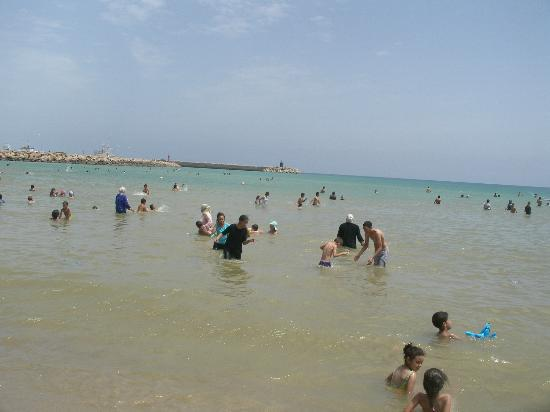 Hotel Itropika Beach : mare