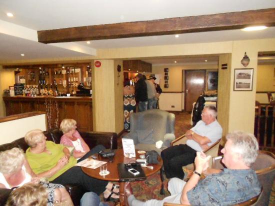 The Bacchus Hotel: Bacchus Hotel lounge Bar
