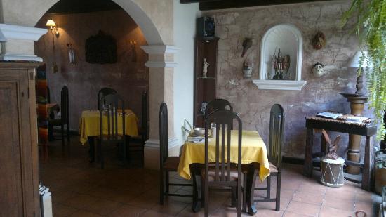 Hotel EuroMaya Suites: Dining room