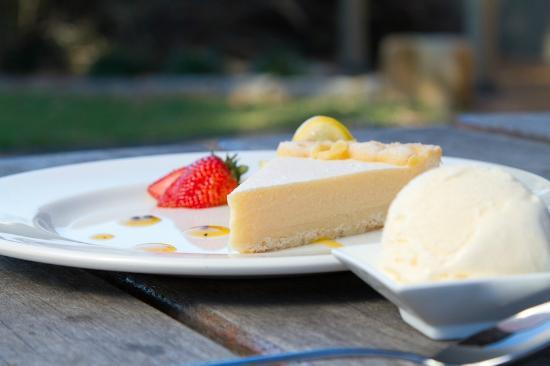 Old Brickworks Brasserie at Potters Hunter Valley : Don't forget dessert!