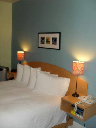The Armstrong Hotel: Pic of the room