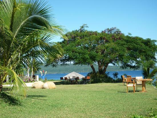 The Havannah, Vanuatu: Hotel Grounds