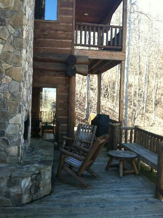 Watershed Cabin In The Clouds Picture Of Bryson City North