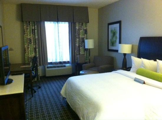 Hilton Garden Inn Raleigh-Cary: standard guest room