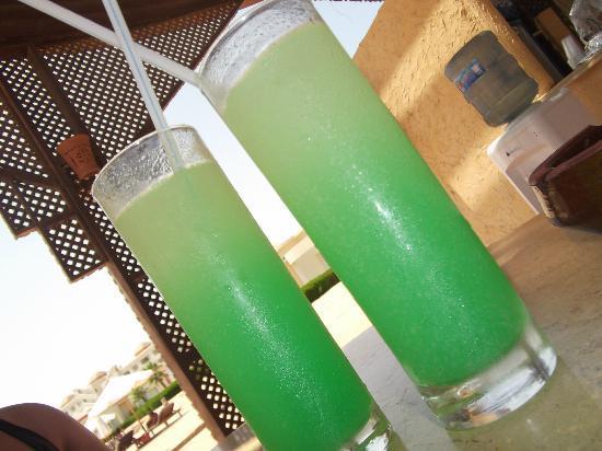 Al Nabila Grand Bay Makadi: Special Drink XD