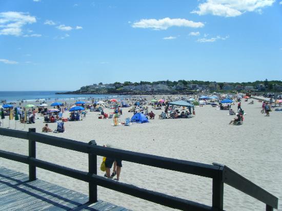 Union Bluff Hotel: Short Sands Beach - York