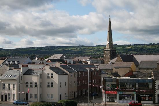 St. Nicholas Church: You can't miss the spire, at the heart of the town