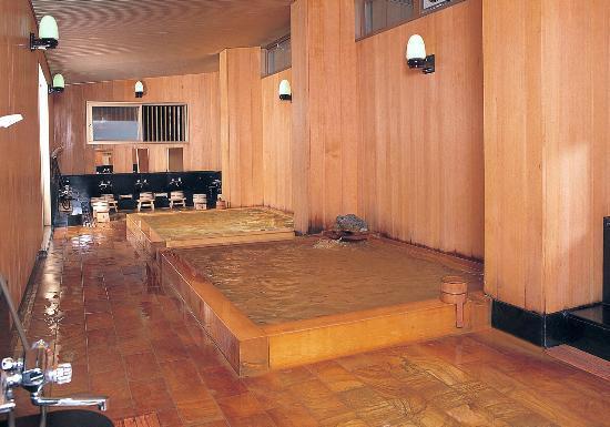 Arima Onsen Gekkoen Yugetsusanso: 女性用大浴場「亀の湯」