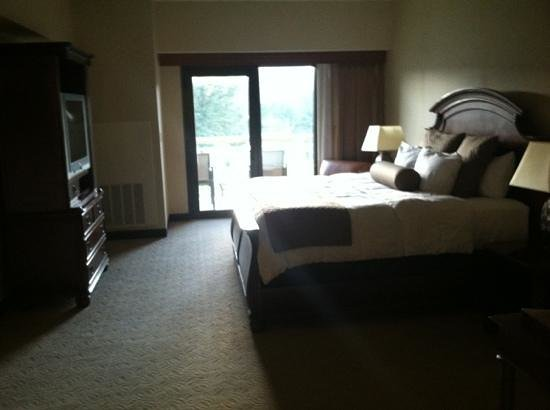 Inn of the Mountain Gods Resort & Casino: bedroom