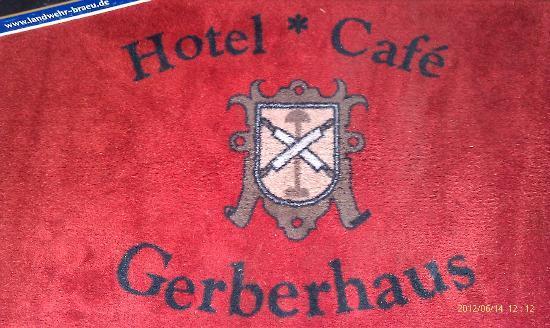 Hotel Gerberhaus: Entrance