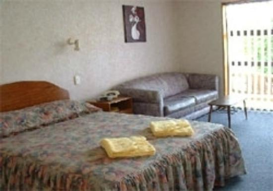 Ashlar Motel Invercargill : Studio Unit
