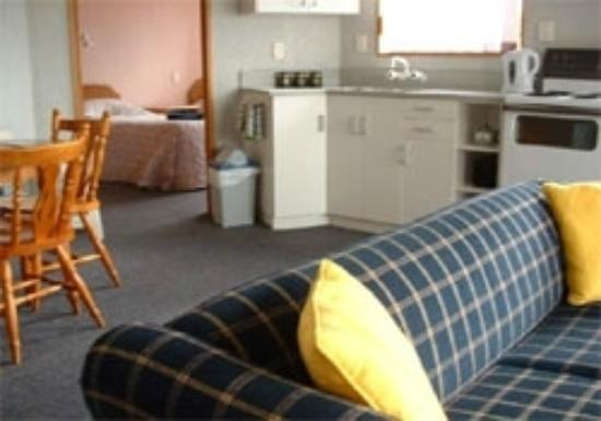 Ashlar Motel Invercargill : Three Bedroom Unit