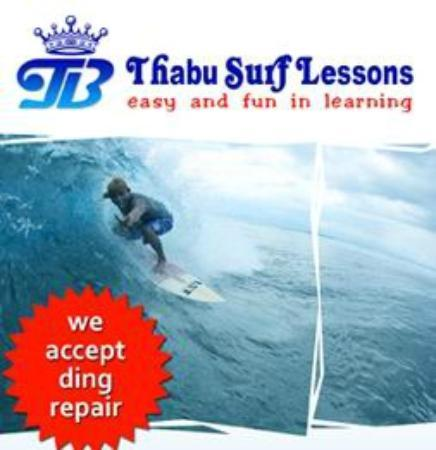 Thabu Surf Lessons