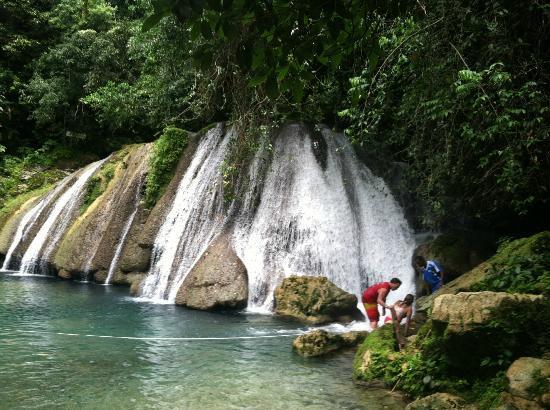 Port Antonio, Jamaica: climbing