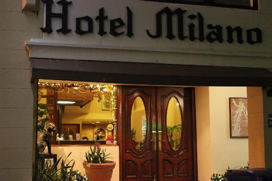 写真ホテル ミラノ枚
