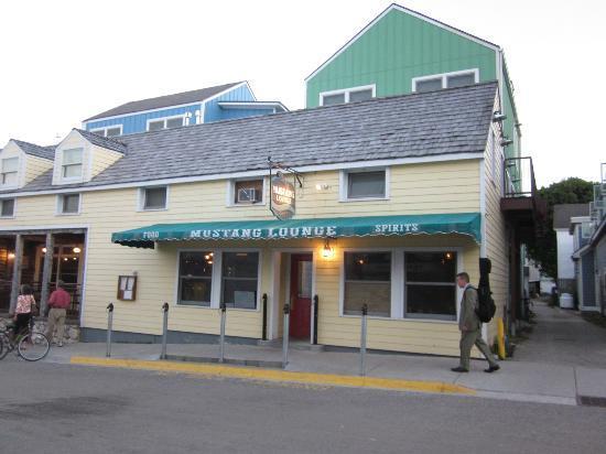 Mustang Lounge Mackinac Island MI