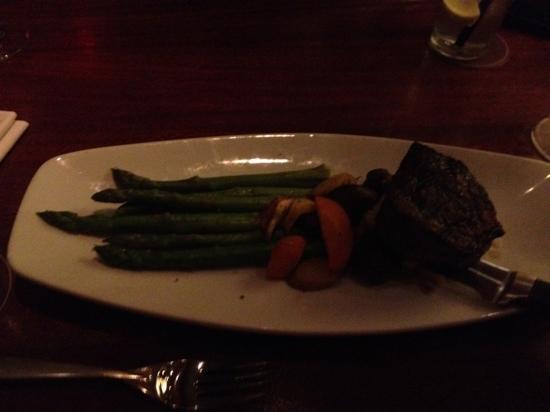 Seasons 52 : Gluten Free Dinner! yum....