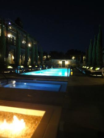 Yountville, CA: プール