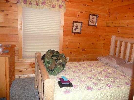 Heritage Cove Resort: Downstairs bedroom