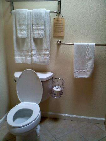 West Sonoma Inn & Spa: Bathroom