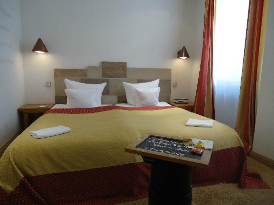 Hotel Drei Raben: Boas vindas com docinhos