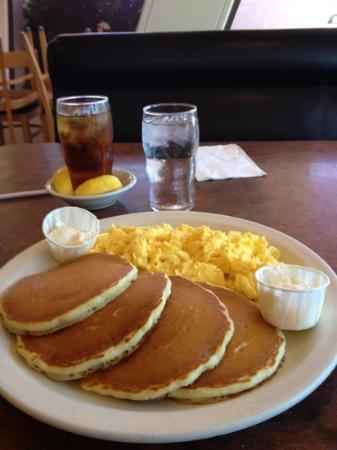 The Original Pancake House: two by four