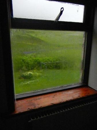 Vik HI hostel: View from single room