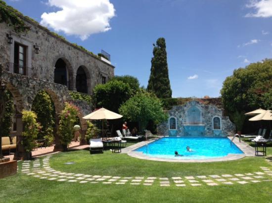 Belmond Casa de Sierra Nevada: La piscine