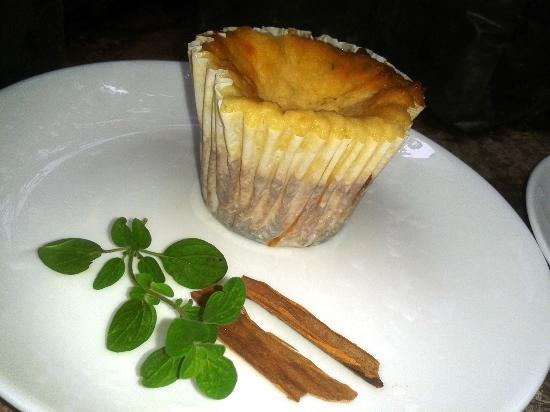 Cafe Mejico de Antaño : Panqué de Requesón