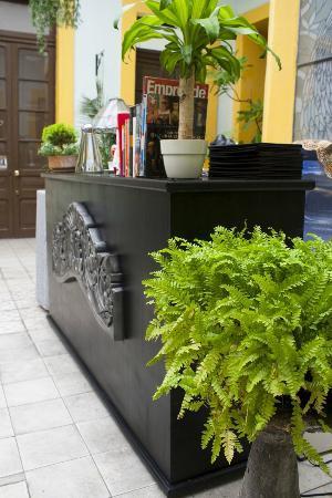 Cafe Mejico de Antaño : La Barra