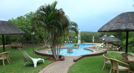 Ekuthuleni: Relaxing and cool