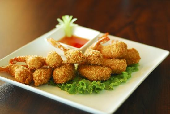 Saigon Cafe Bistro LLC: #5 Jumbo Fried Shrimp