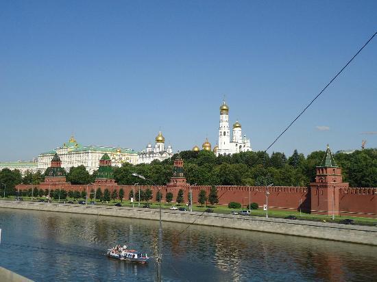 Kadashevskaya Hotel: chegando à Praça Vermelha