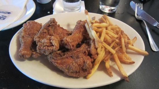 Fork In The Road: All-you-can-eat chicken (Wednesday special)