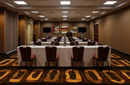 Hyatt Regency Louisville: SDFRL_P241 Classroom Setup
