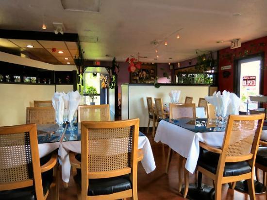 Thai Village: Interior of the restaurant