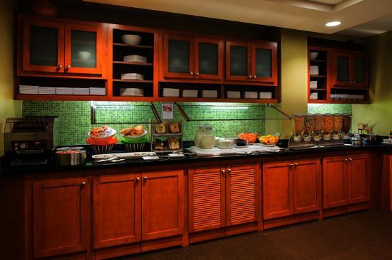 Hyatt Place Philadelphia / King of Prussia: Breakfast Buffet