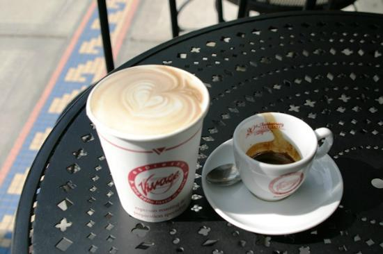Espresso Vivace Roasteria: very good