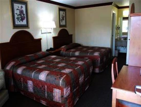 Super 8 San Marcos: Standard Two Queen Bed Room