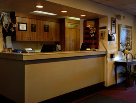Days Inn Leominster/Fitchburg Area: Lobby